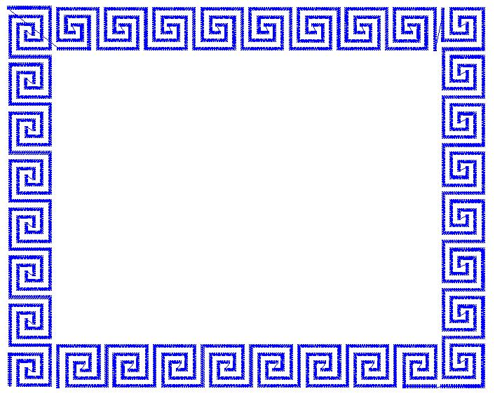 Greek key pattern